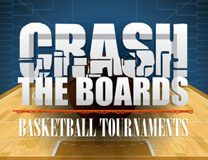 Crash the Boards Basketball Tournaments